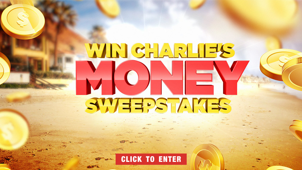 Two And A Half Men Charlies' Money Sweepstakes